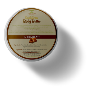 (CHOCOLATE) GOLD BODY BUTTERS