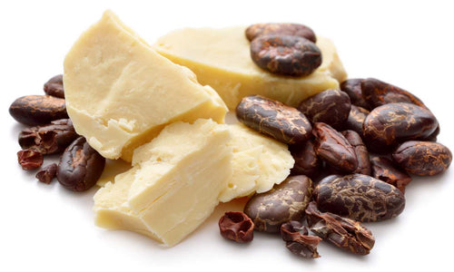 RAW COCOA BUTTER (1 LB BLOCK)