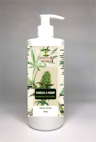 OMEGA-3 HEMP LOTION