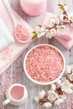 Load image into Gallery viewer, JASMINE PINK DETOX  BATH-SALTS