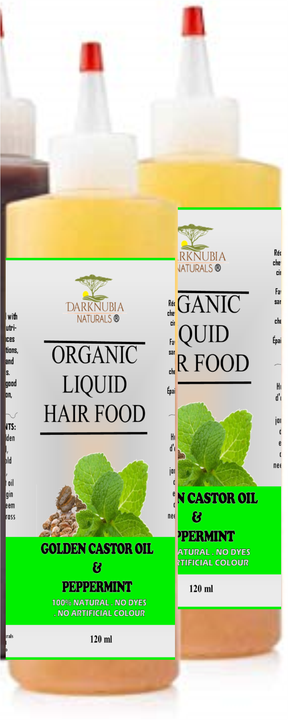 GOLDEN CASTOR OIL & PEPPERMINT