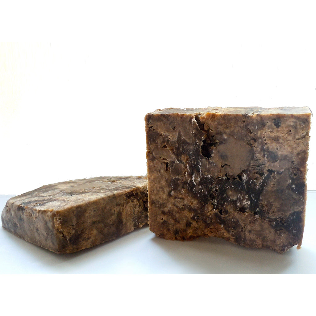 PEPPERMINT INFUSED BLACK SOAP