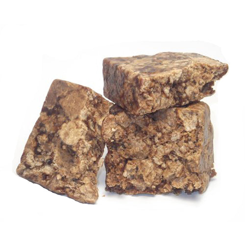 RAW SHEA BUTTER BLACK SOAP
