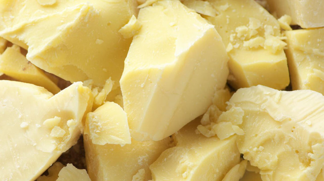 RAW YELLOW SHEA BUTTER (12 kg)
