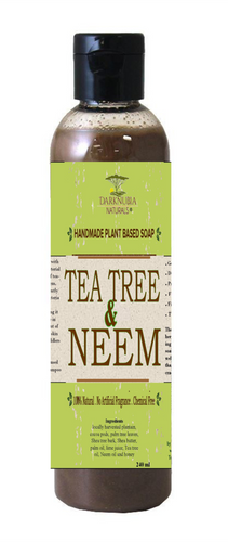 TEA-TREE & NEEM BODY WASH