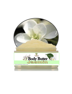 Jasmine whipped body butter 250 ml