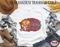 Autumn Is The Season Of My Soul Sublimation Transfer - Ready To Press
