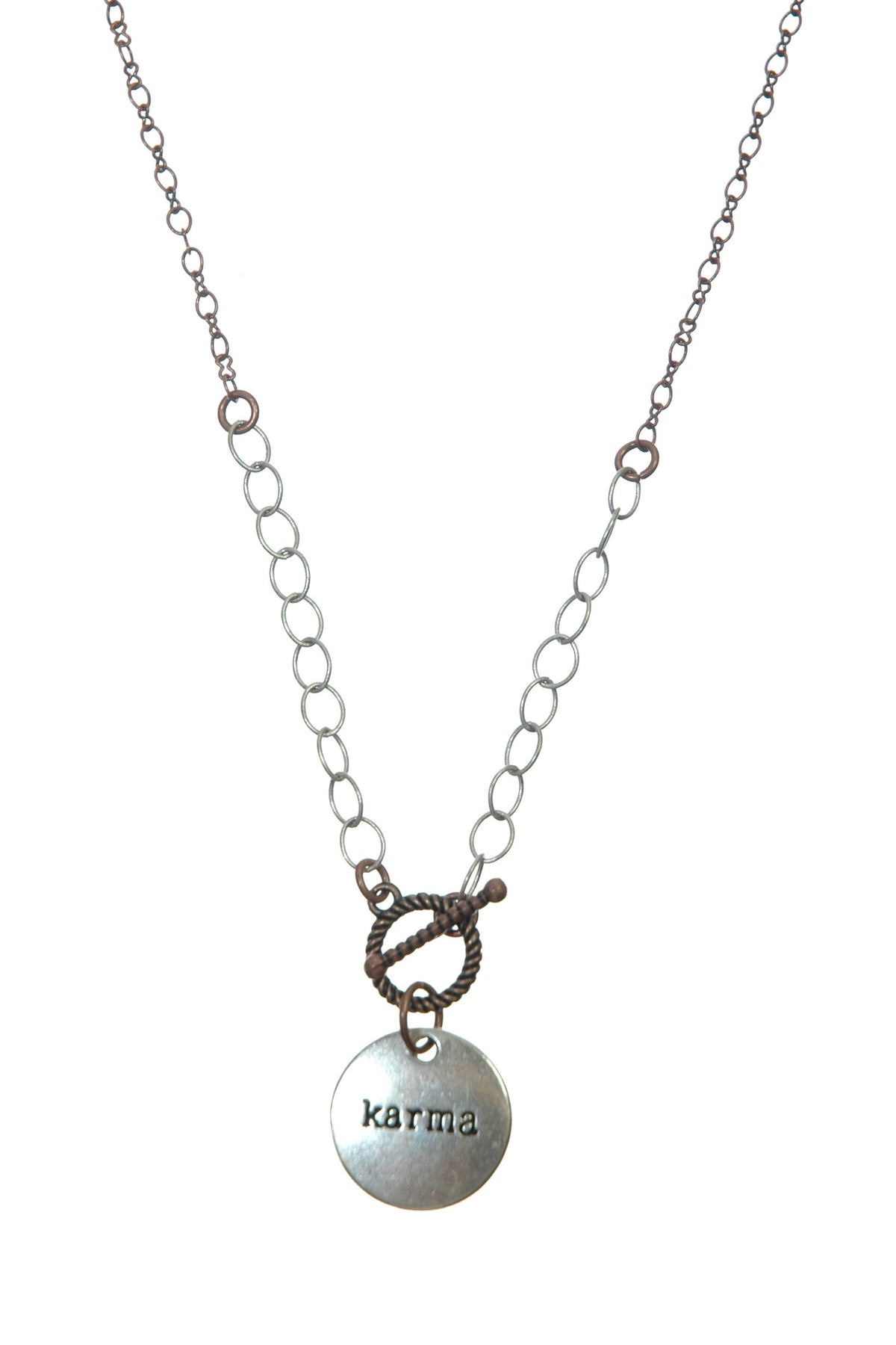 """Karma"" Necklace"