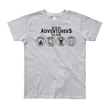 Load image into Gallery viewer, WDW Adventurers Club - Kids T-Shirt