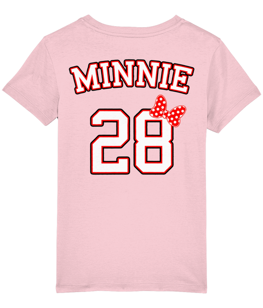 Minnie Varsity - Kids T-Shirt