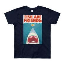 Load image into Gallery viewer, Fish Are Friends - Kids T-Shirt