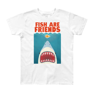 Fish Are Friends - Kids T-Shirt