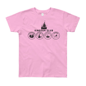 Kingdom Club - Kids T-Shirt