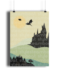 Load image into Gallery viewer, Harry Potter - Poster