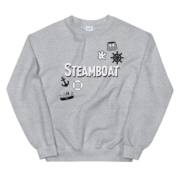 Steamboat - Sweater