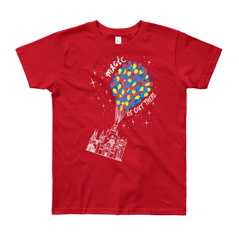 Magic Is Out There - Kids T-Shirt