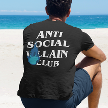 Load image into Gallery viewer, Anti Social Villain Club - T-Shirt
