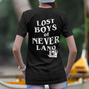 Lost Boys of Neverland - T-Shirt