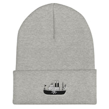 Load image into Gallery viewer, Steamie Beanie Embroidered