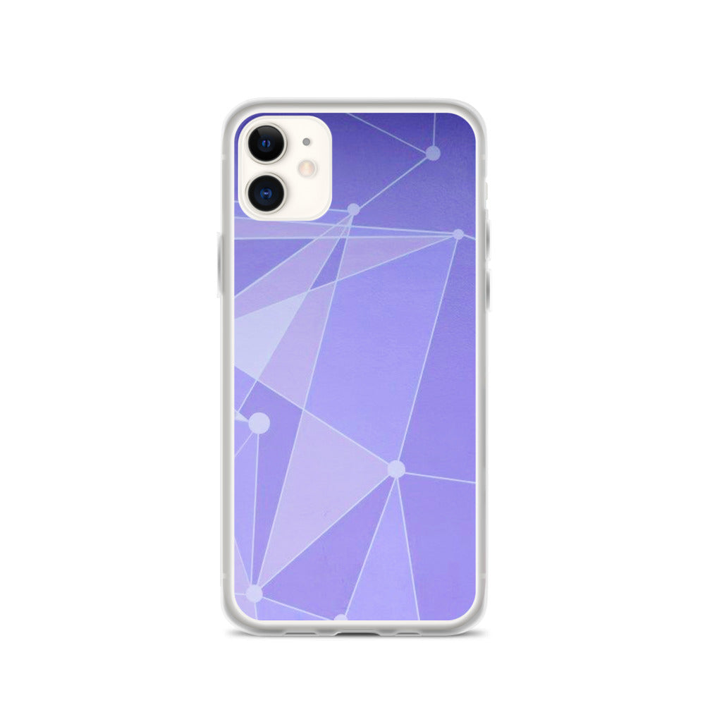 Purple Wall - Phone Case