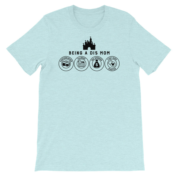 Disney Mum/Mom - T-Shirt