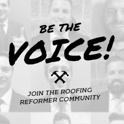 JOIN THE VOICE