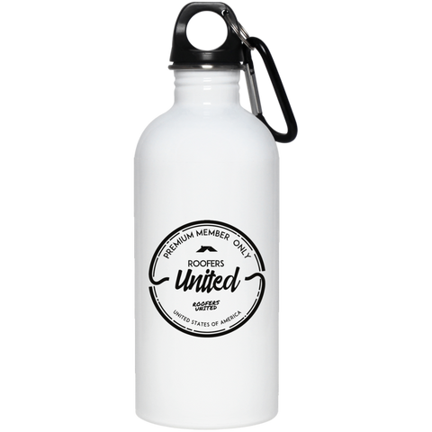 PREMIUM MEMBER ONLY - Stainless Steel Water Bottle