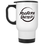 Roofers Circle United - Travel Mug