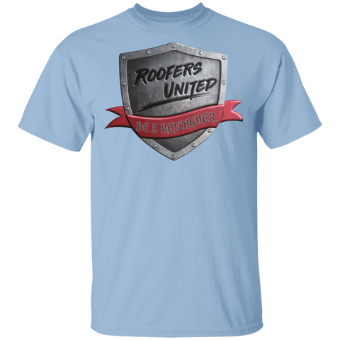 Roofers Shield - T-Shirt