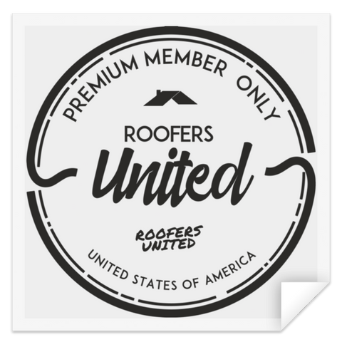 PREMIUM MEMBER ONLY - STSQ Square Sticker