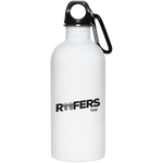 ROOFERS SKULLS - Stainless Steel Water Bottle