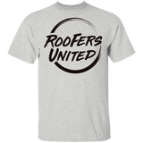 Roofers Circle United - T-Shirt