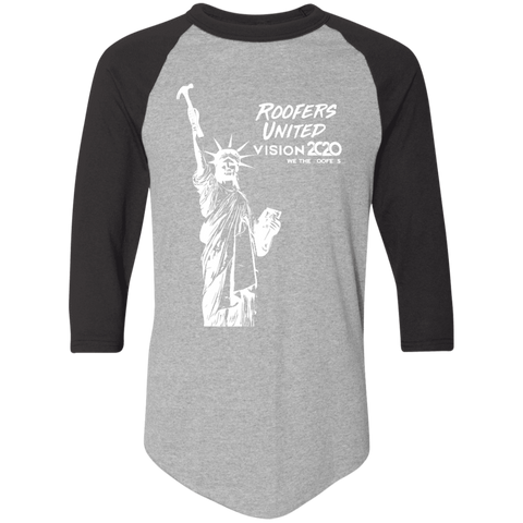 Roofers of Liberty - Raglan Jersey