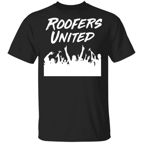 Roofers Hands Up - T-Shirt