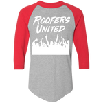 Roofers Hands Up - Raglan Jersey