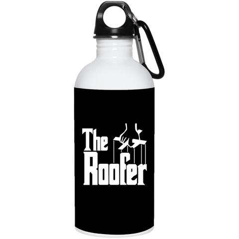 THE ROOFER - Stainless Steel Water Bottle