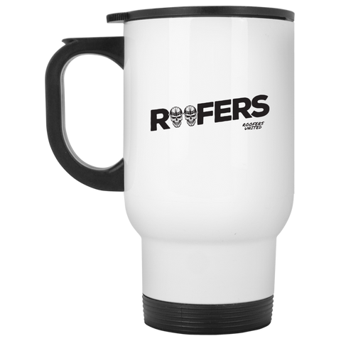 ROOFERS SKULLS - Travel Mug