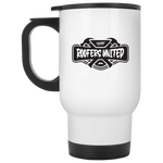 ROOFERS UNITED - Travel Mug
