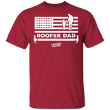 ROOFER DAD - T-Shirt