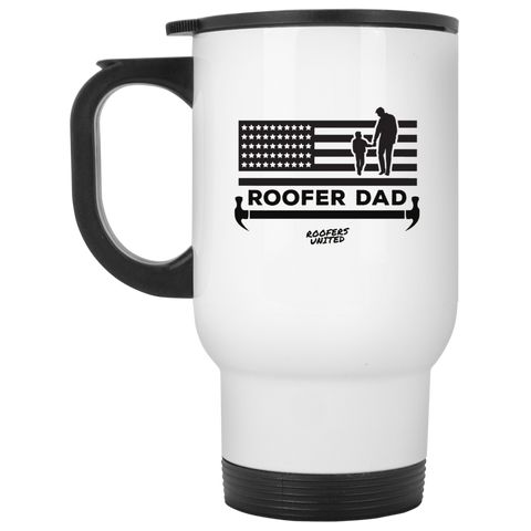 ROOFER DAD - Travel Mug