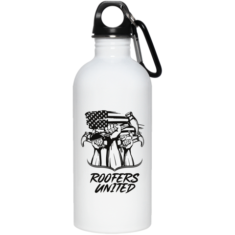 HAMMER HANDS - Stainless Steel Water Bottle