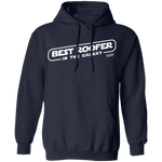 BEST ROOFER IN THE GALAXY - Hoodie