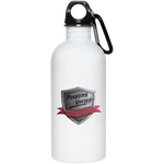 Roofers Shield - Stainless Steel Water Bottle