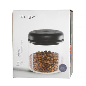 Fellow Atmos Vacuum Coffee Canister (Clear glass 0.7 L )