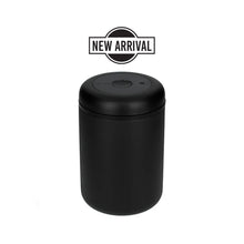 Load image into Gallery viewer, Fellow Atmos Vacuum Coffee Canister (1.2 L Matte Black )