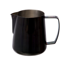 Load image into Gallery viewer, Barista Hustle Precision Milk Jug Space Black 0.6L