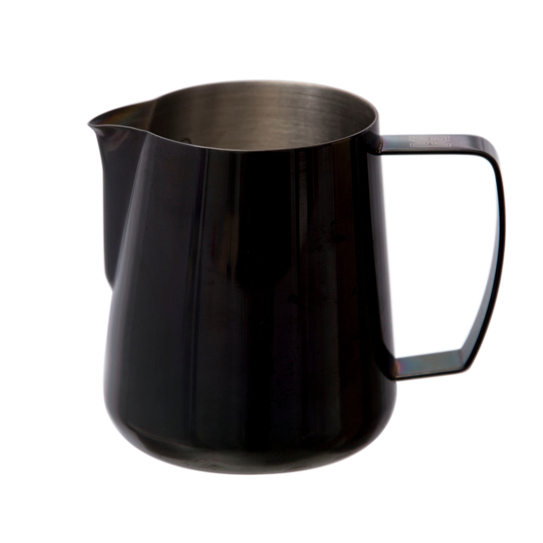 Barista Hustle Precision Milk Jug Space Black 0.6L
