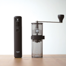 Load image into Gallery viewer, Hario Smart Coffee Mill & Mobile Mill Stick