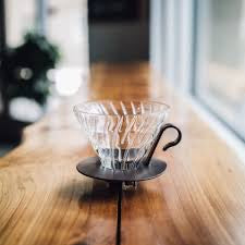 HARIO V60 01 GLASS DRIPPER