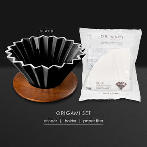 ORIGAMI DRIPPER SET